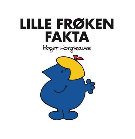 Lille Frøken Fakta af Roger Hargreaves