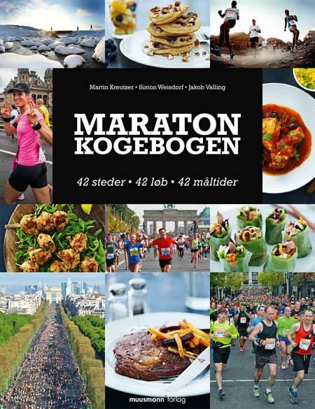 Maratonkogebogen af Martin Kreutzer og Simon Weisdorf og Jakob Valling