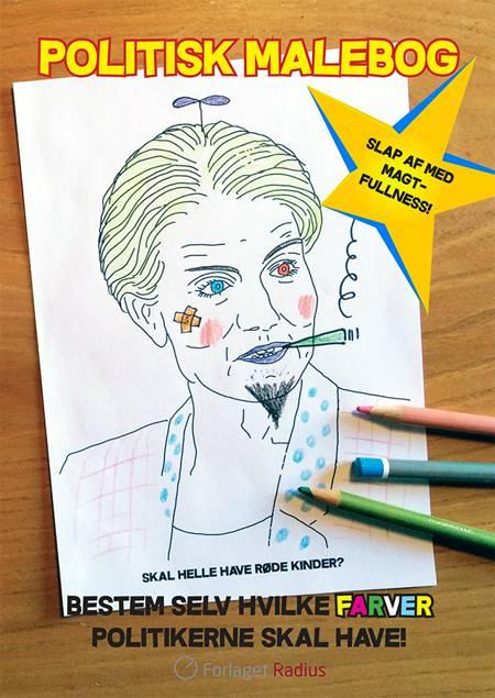 Politisk malebog af Klaus Rydahl og Jonas Stampe