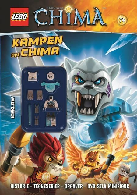 LEGO® Legends of CHIMA. Kampen om Chima