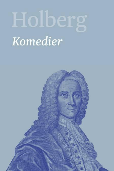 Komedier 1 af Ludvig Holberg