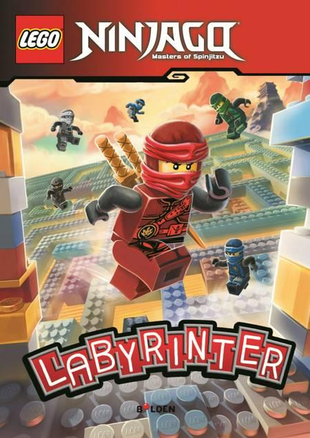 LEGO Labyrinter: Ninjago