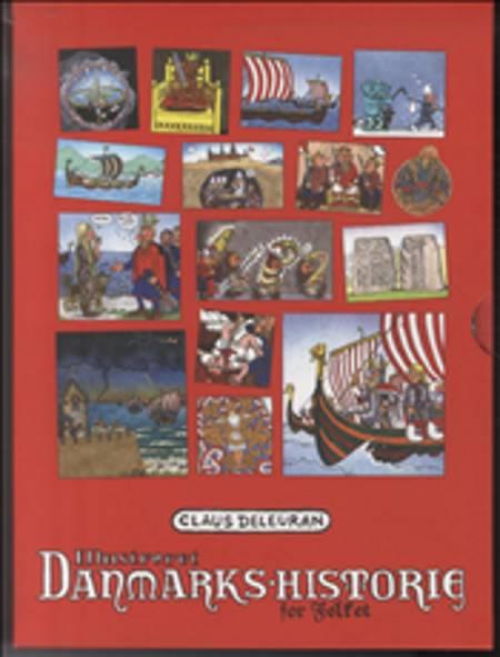 Ill. Danmarks-Historie for Folket 1-3 af Claus Deleuran