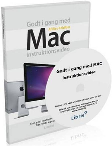 Godt i gang med Mac af Rico Feldfoss