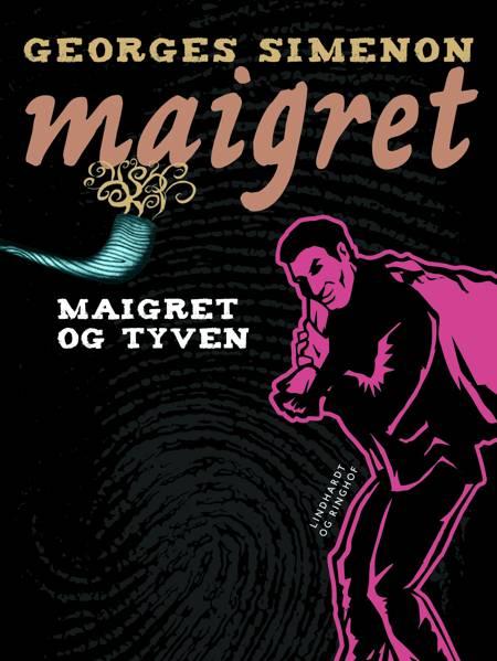 Maigret og tyven af Georges Simenon