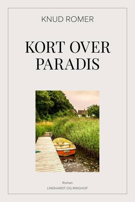 Kort over Paradis af Knud Romer