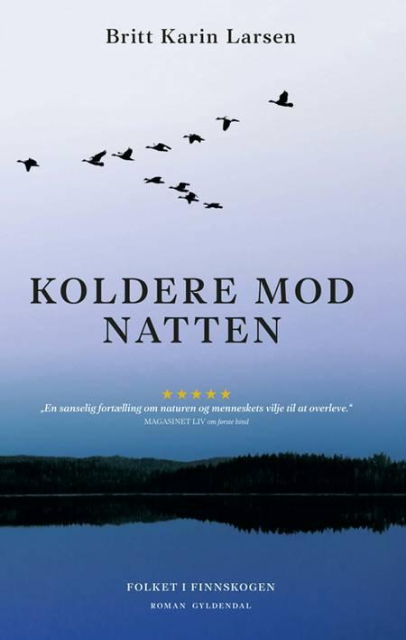 Koldere mod natten af Britt Karin Larsen