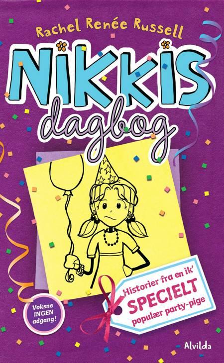 Nikkis dagbog 2: Historier fra en ik' specielt populær party-pige af Rachel Renée Russell