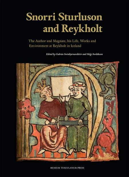 Snorri Sturluson and Reykholt af Guðrún, Helgi Þorláksson og Sveinbjarnardóttir m.fl.