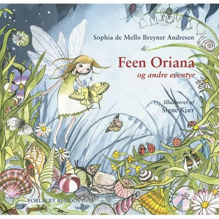Feen Oriana af Sophia de Mello Breyner Andresen