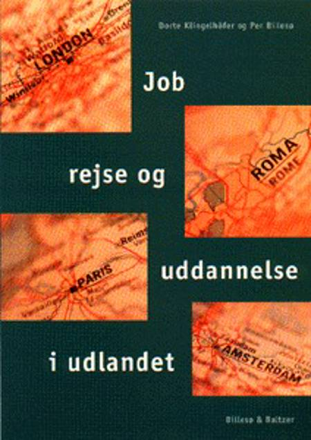 Job, rejse og uddannelse i udlandet af Per Billesø og Dorte Klingelhöfer