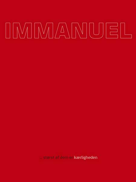 Immanuel af Jeanne Dalgaard