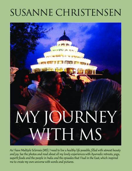 My journey with MS af Susanne Christensen