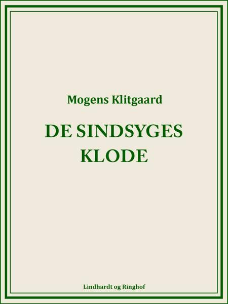 De sindsyges klode af Mogens Klitgaard