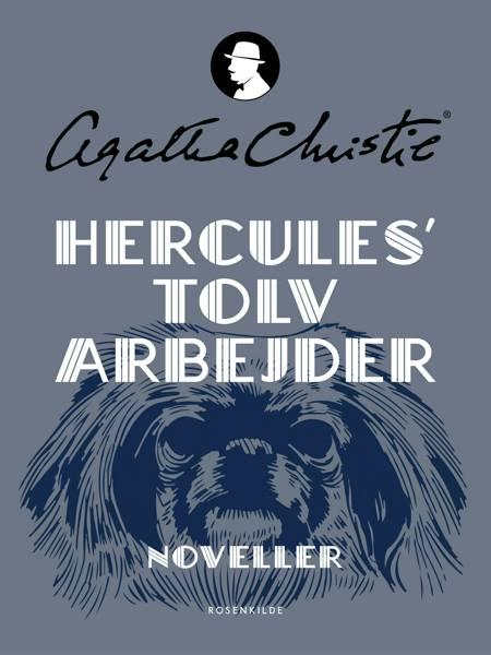 Hercules' tolv arbejder af Agatha Christie