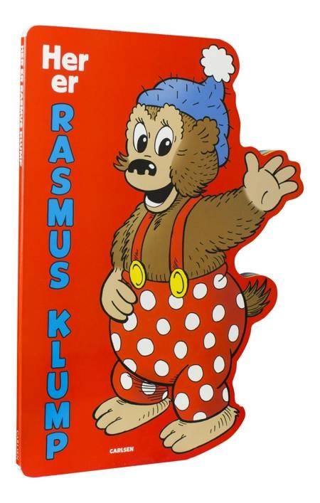 Her er Rasmus Klump af Per Sanderhage