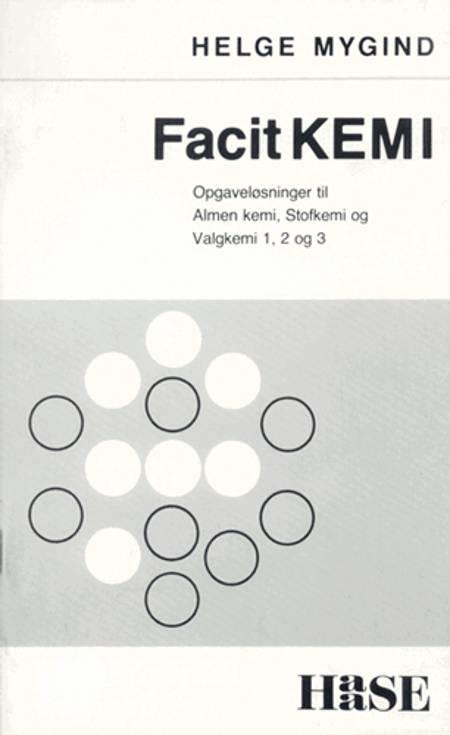 Facitkemi af Helge Mygind