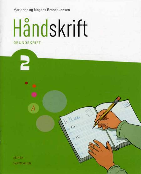 Håndskrift 2 af Mogens Brandt Jensen og Marianne Brandt Jensen