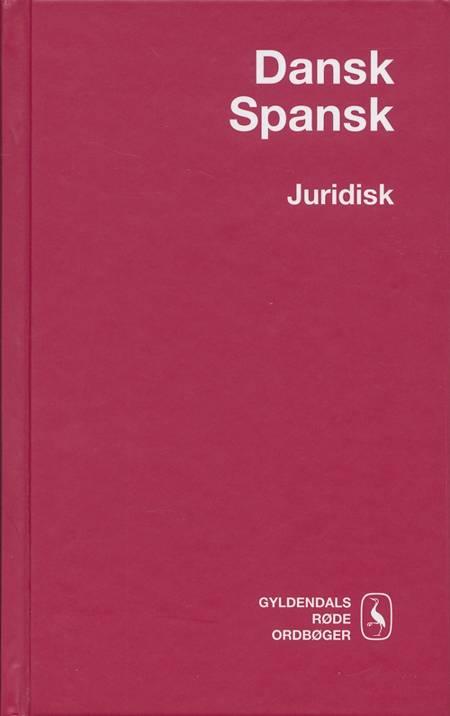 Dansk-spansk juridisk ordbog af Torben Henriksen