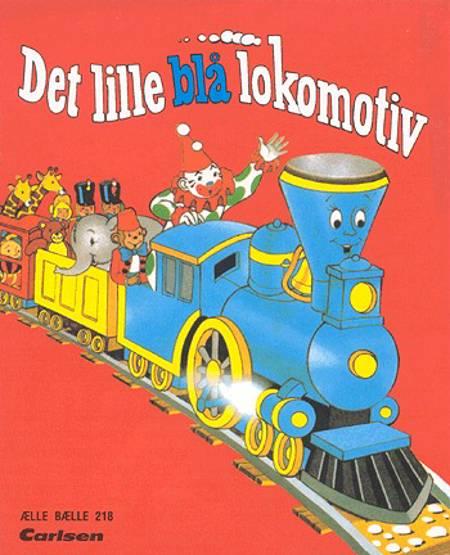 Det lille blå lokomotiv af Watty Piper