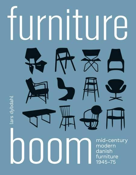 The danish furniture boom 1945-1975 af Lars Dybdahl