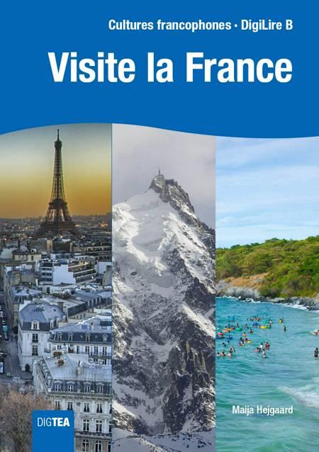 Visite la France af Maija Hejgaard