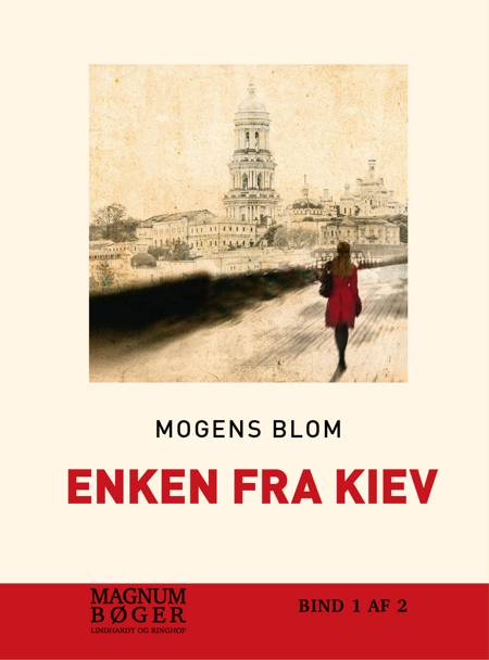 Enken fra Kiev af Mogens Blom