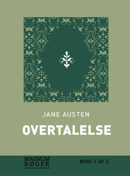 Overtalelse (storskrift) af Jane Austen
