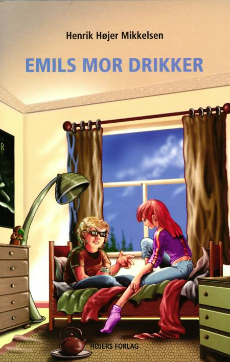 Emils mor drikker af Henrik Højer Mikkelsen