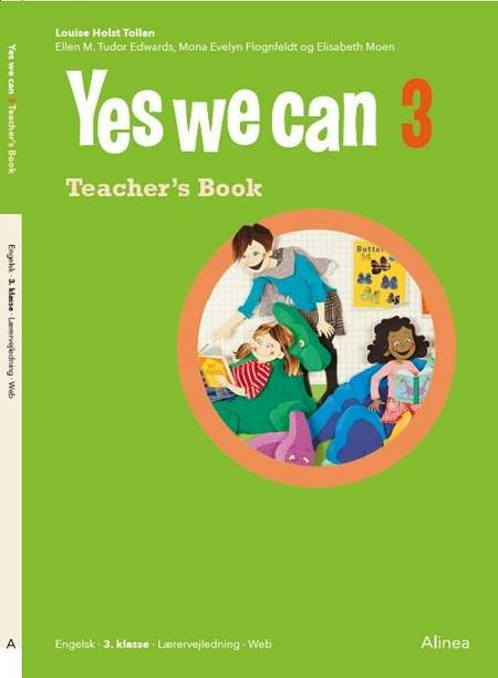 Yes we can 3, Teacher's Book/Web af Louise Holst Tollan