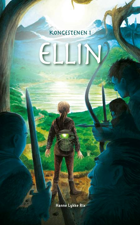Ellin af Hanne Lykke Rix