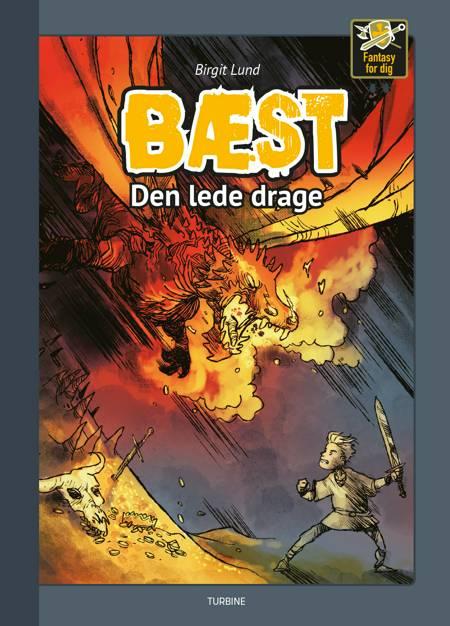 Bæst - den lede drage af Birgit Lund
