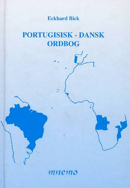 Portugisisk-dansk ordbog af Eckhard Bick