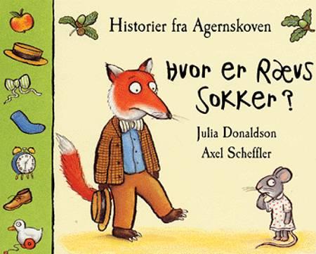 Hvor er Rævs sokker? af Julia Donaldson