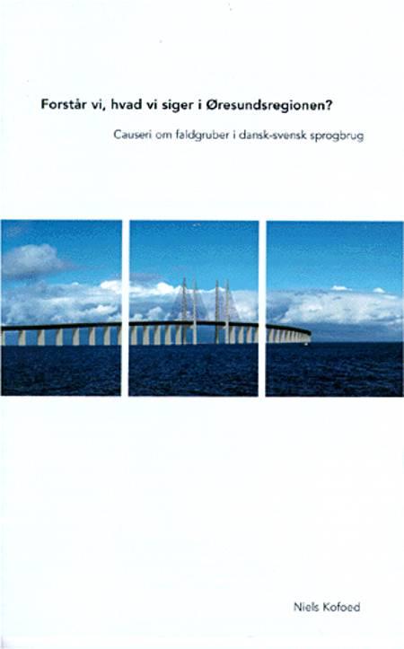 Forstår vi, hvad vi siger i Øresundsregionen? af Niels Kofoed