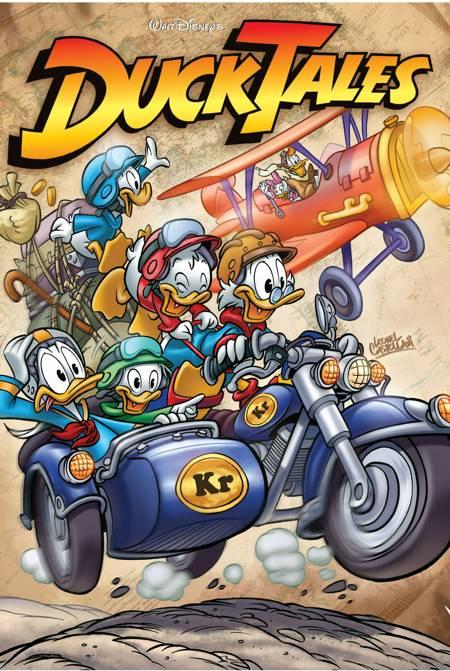 DUCKTALES af Disney