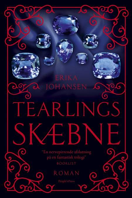 Tearlings skæbne af Erika Johansen