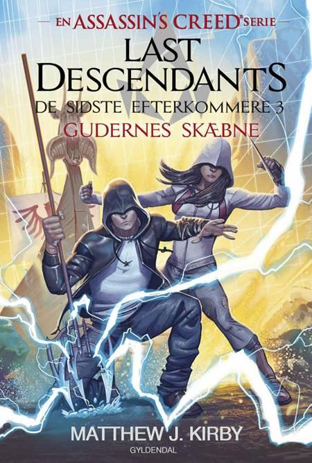 Assassin's Creed - Last Descendants: De sidste efterkommere (3) - Gudernes skæbne af Matthew J. Kirby