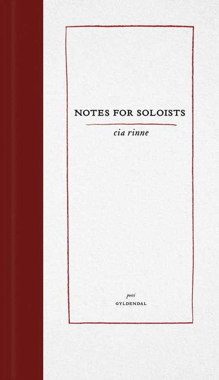 Notes for soloists af Cia Rinne