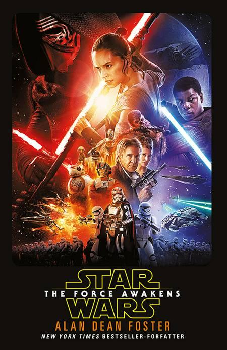 STAR WARS - The Force Awakens - roman af Alan Dean Foster
