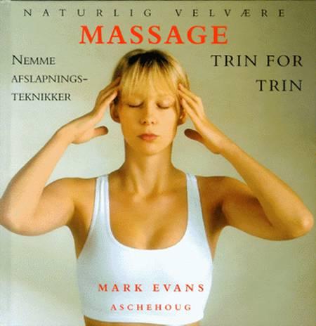Massage - trin for trin af Mark Evans