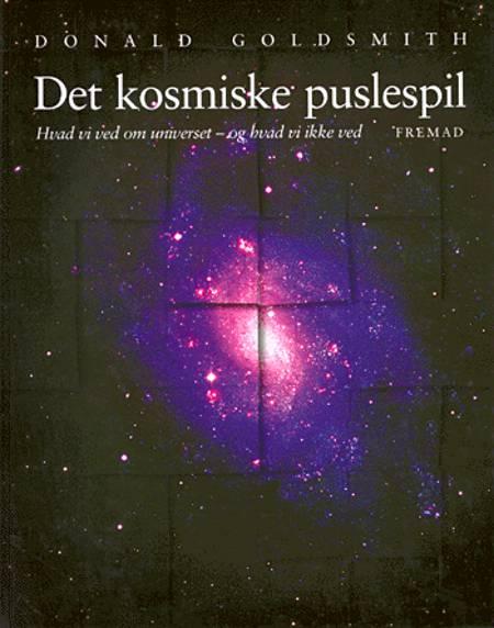Det kosmiske puslespil af Donald Goldsmith