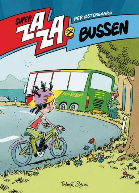 Super Zaza og bussen af Per Østergard