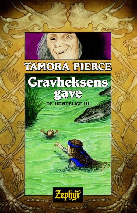 Gravheksens gave af Tamora Pierce