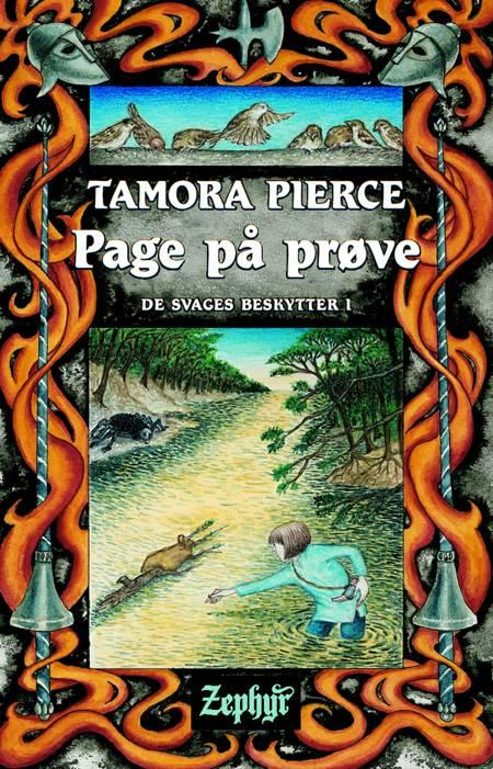 Page på prøve af Tamora Pierce