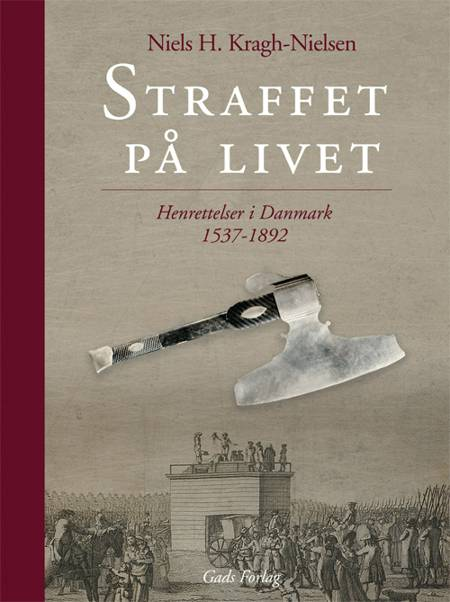 Straffet på livet af Niels H. Kragh-Nielsen