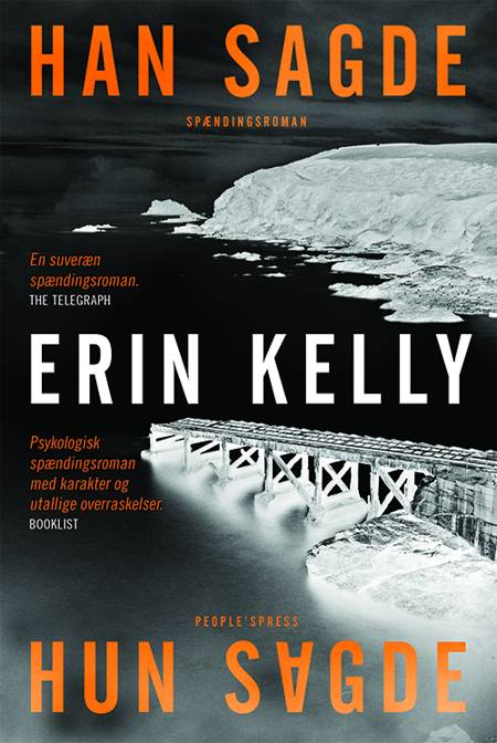 Han sagde/Hun sagde af Erin Kelly