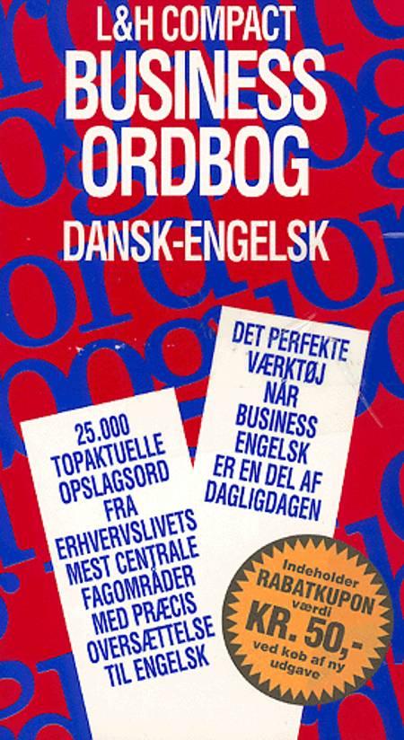 Business ordbog - dansk-engelsk