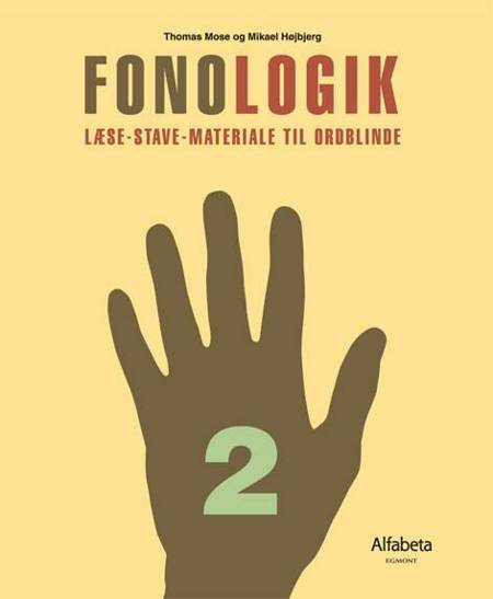 Fonologik - læse-stave-materiale til ordblinde - 1 af Thomas Mose og Mikael Højbjerg
