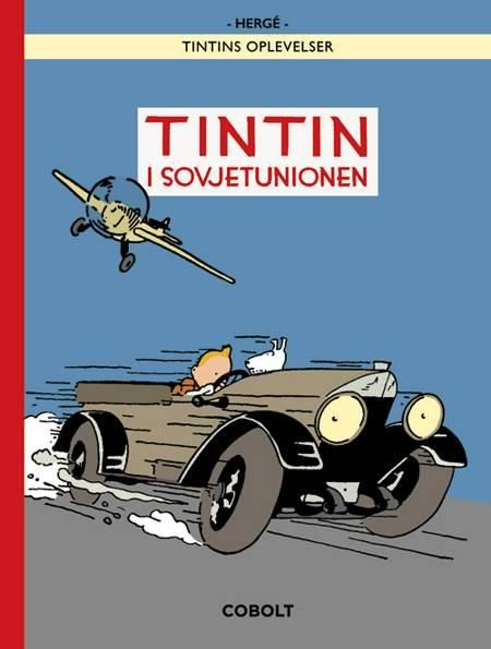 Tintin i Sovjetunionen (specialudgave i farver) af Hergé